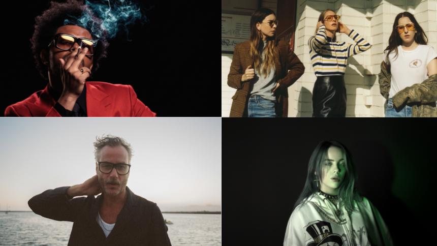 REDAKTIONEN: Her er årets bedste udenlandske sange
