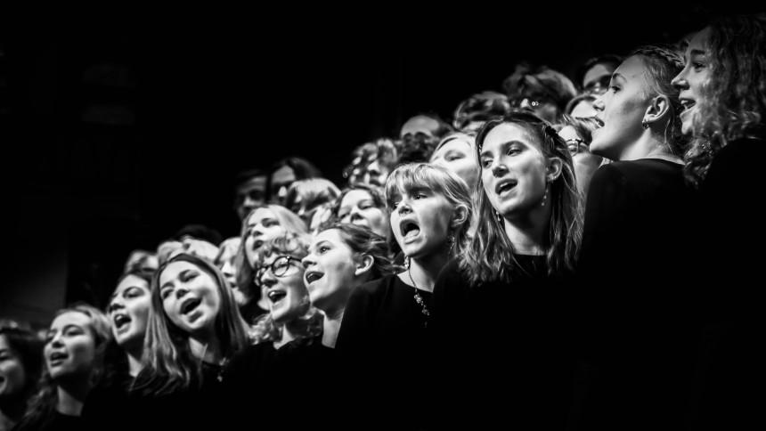 Musiklokalets succeser smitter af på hele skolen