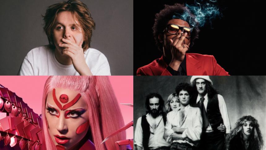 Her er de mest streamede og solgte album og singler i Storbritannien i 2020