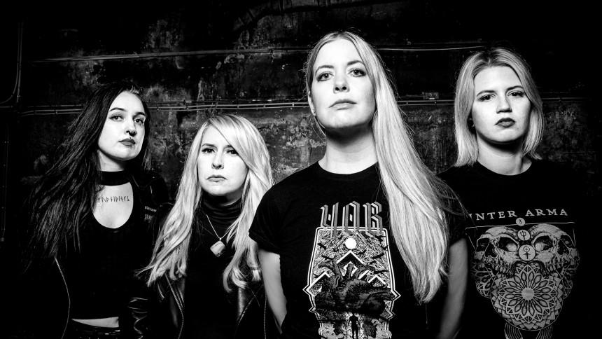 Nyt initiativ fra Copenhell skal bane vej for flere kvinder i metalverdenen