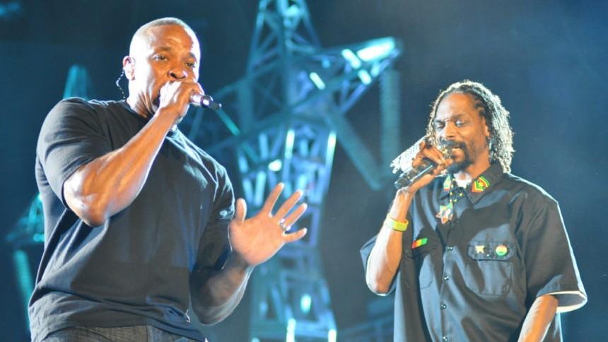 Dr. Dre indlagt