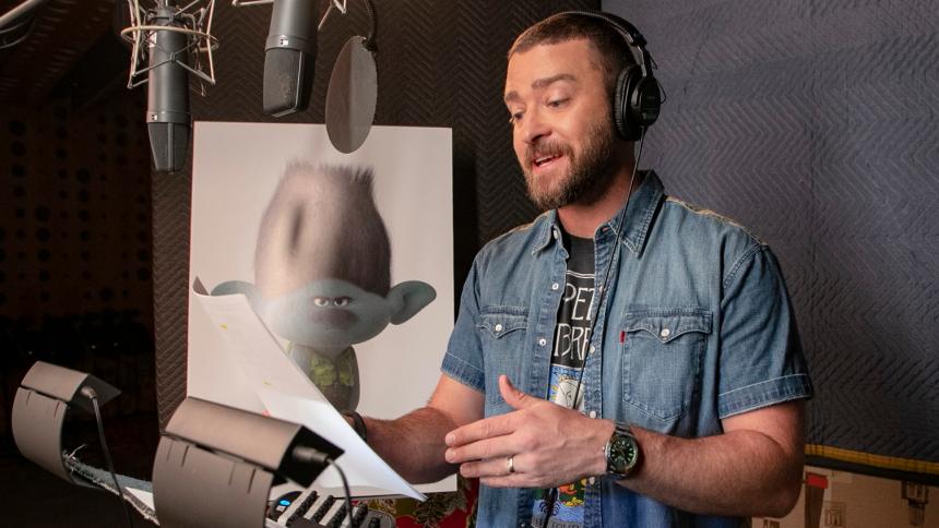 Justin Timberlake fylder 40