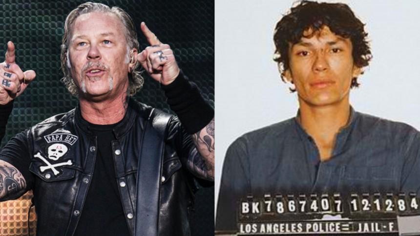 Metallica indspillede fængselsvideo, mens berygtet seriemorder var på dødsgangen