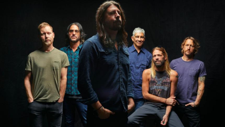 Foo Fighters, Fleet Foxes og First Flush debuterer højt på hitlisten