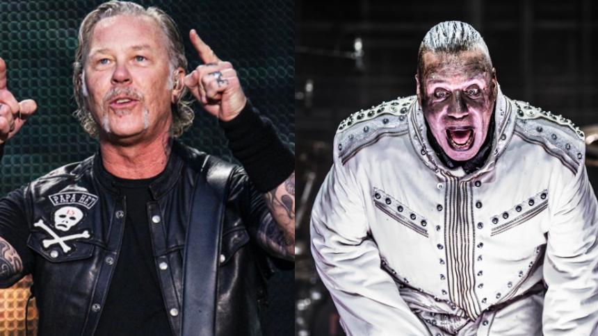 Hør Metallicas ''Enter Sandman'' fortolket i Rammstein-stil