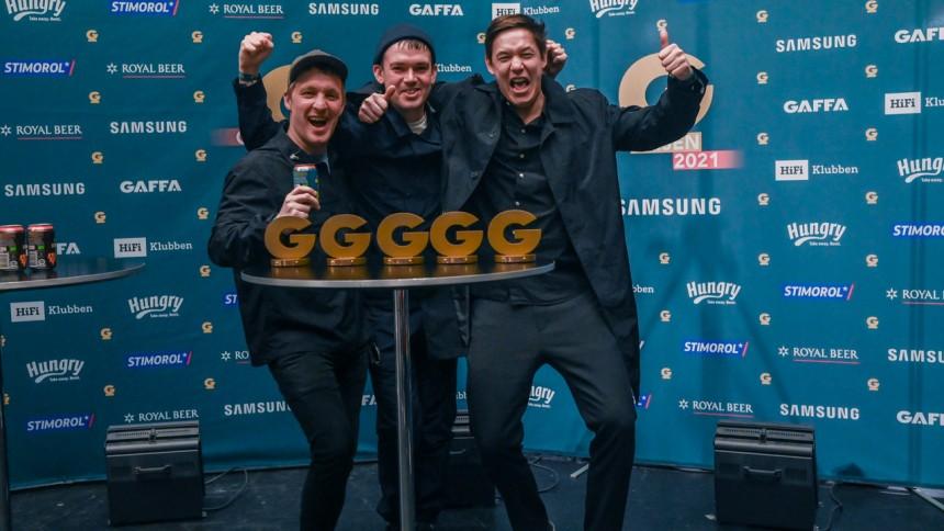 GAFFA-Prisen – og vinderne er…