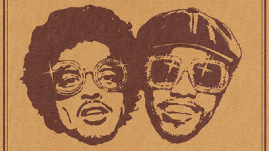 Bruno Mars og Anderson .Paak går sammen på nyt album