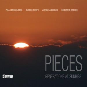 Palle Mikkelborg & Bjarne Roupé Trio: Pieces