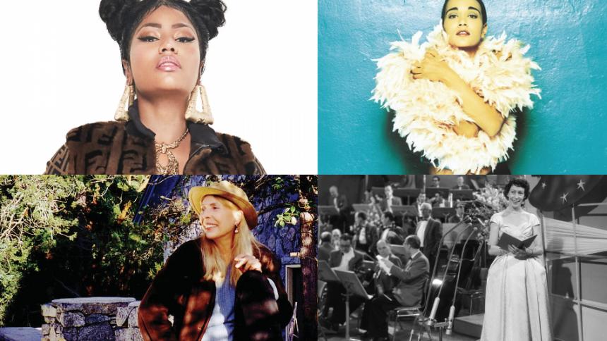 LISTE: 8 kvinder, som var de første i musikverdenen