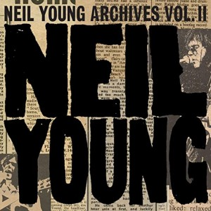 Neil Young: Archive vol.2, 10 cd box/stream