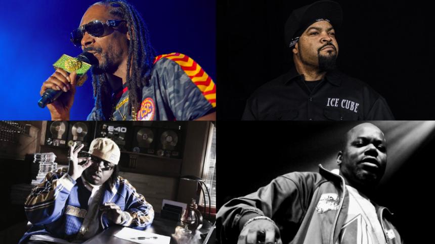 Ny hiphop-supergruppe lover snarligt album