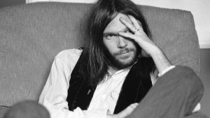 Neil Young start-1970'erne