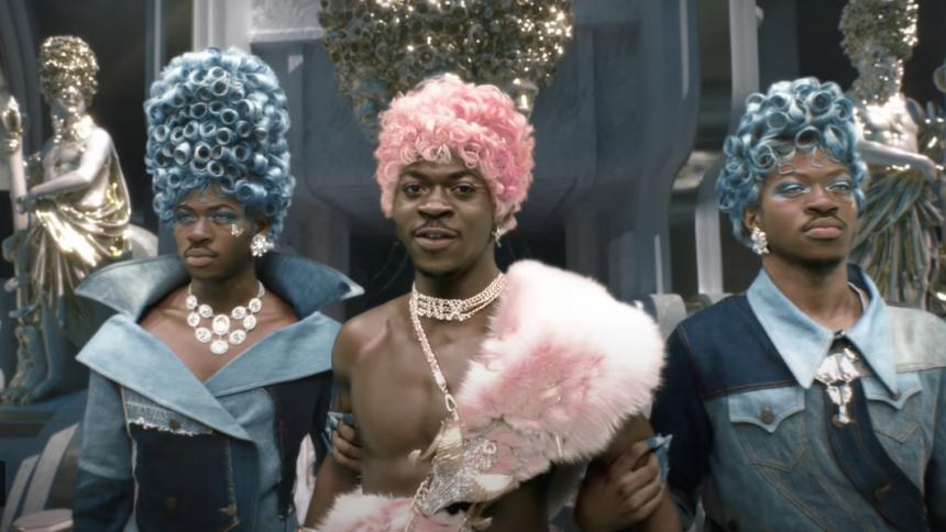 Lil Nas X offentliggør stjernespækket gæsteliste på kommende debutalbum