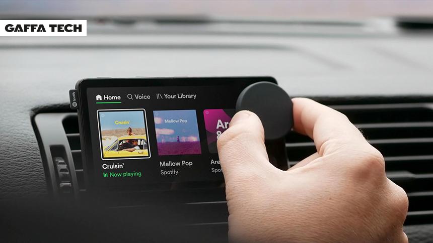 Spotify bliver trafiksikker