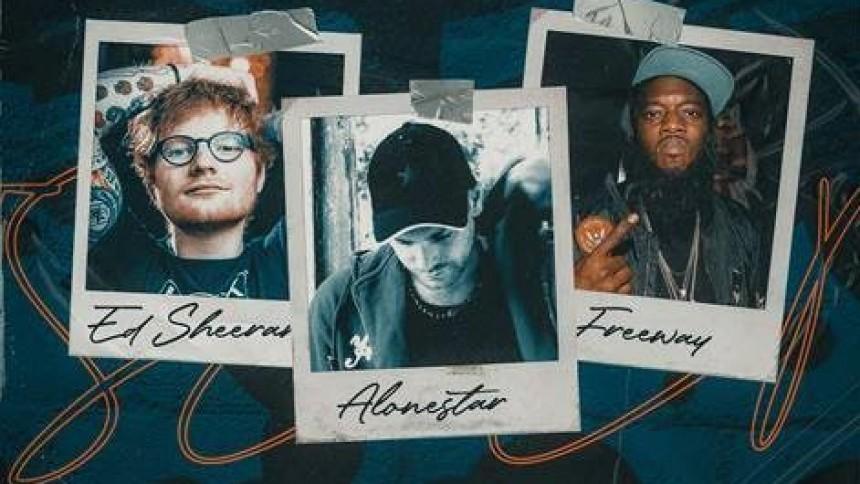 Hør Ed Sheeran på ny single med sin dansk bosatte fætter