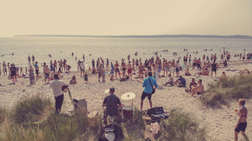 Vandkantsfestivalen Høst Møn åbner for flere gæster