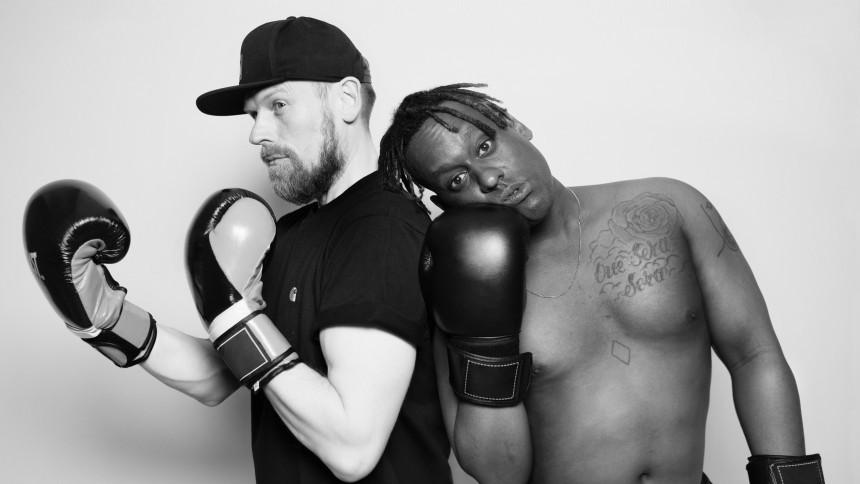 Negash Ali og DJ Static gør menneskelige fejl til musikalsk triumf