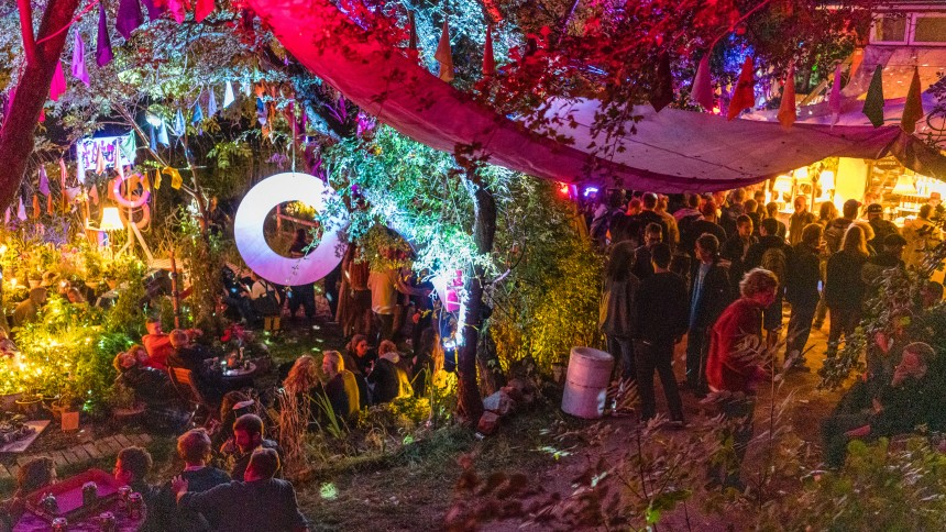 Christiania fejrer 50 års fødselsdag med masser af musik