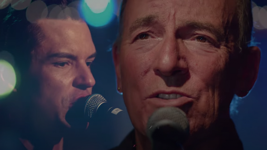 The Killers og Bruce Springsteen teamer op på ny single – hør den her
