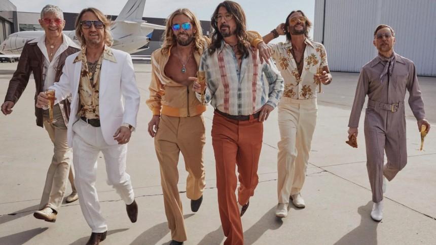 Nu kan du streame Foo Fighters' Bee Gees-coveralbum