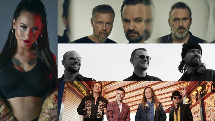 Danmarks største festivaler sparker de store livekoncerter i gang sammen