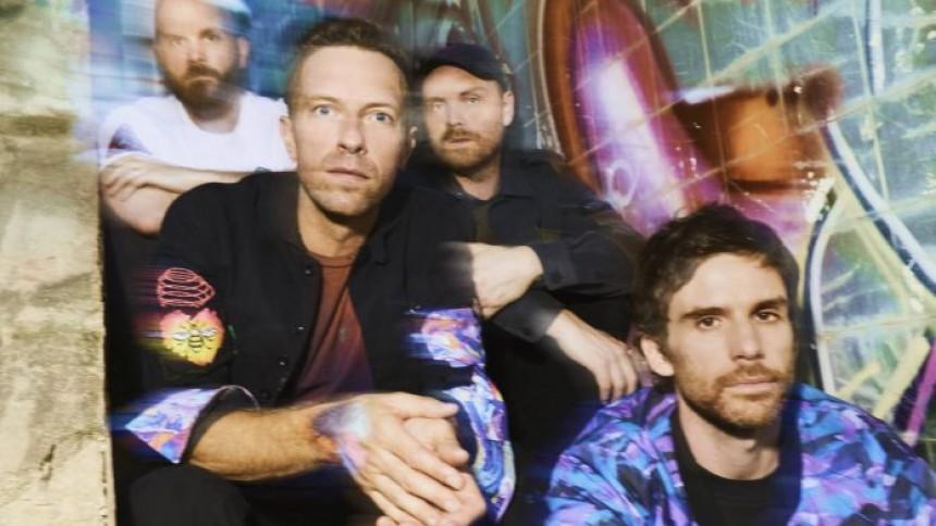 Coldplay udgiver 10 minutter lang single