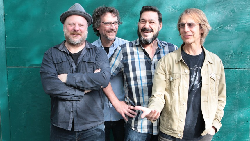 De seksstjernede grungeveteraner Mudhoney giver koncert i Danmark