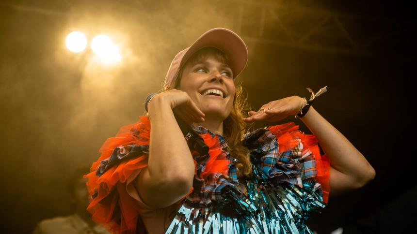 REPORTAGE: GAFFA På Græs fortsatte festen i højt humør