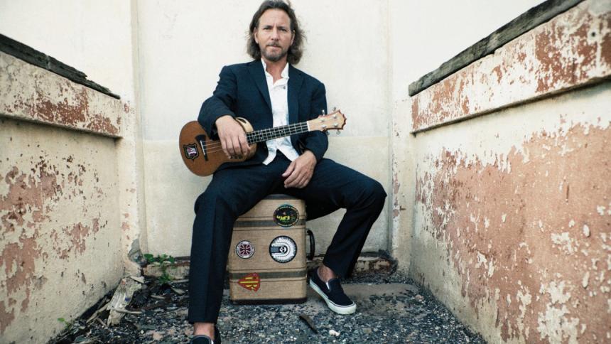 Eddie Vedder udgiver første single fra kommende soloalbum