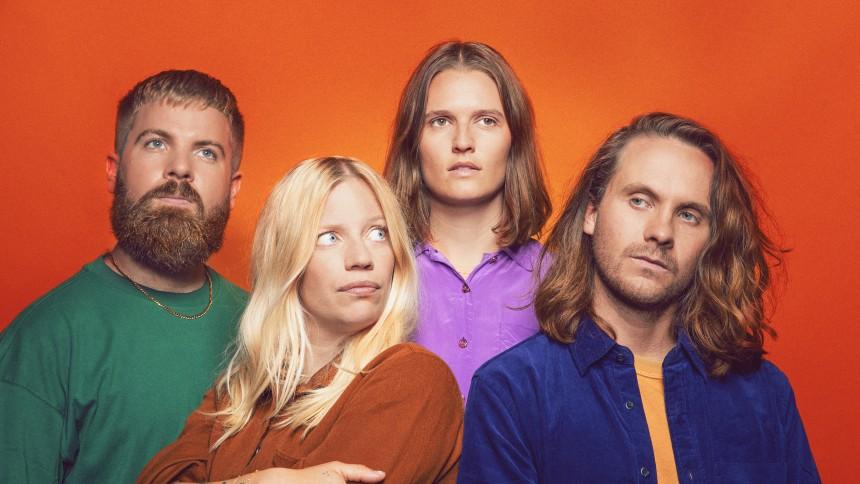 Katinka Band tager på forårsturné – album på vej