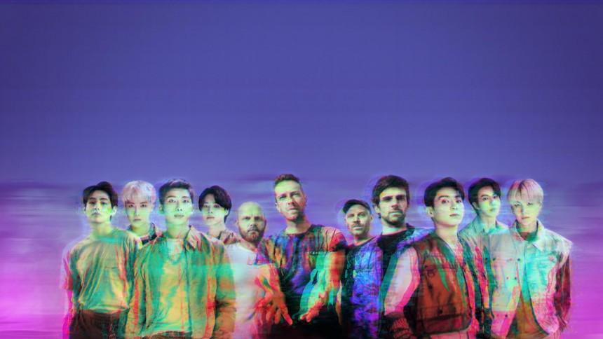 BTS og Coldplay udgiver sang sammen – hør den nu